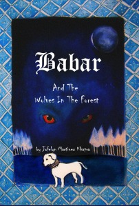 An illustrated, coming of age story of one dog's adventure in the jungle of the Himalayas.